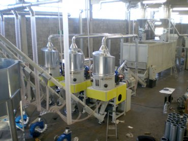 Customized systems to pelletize