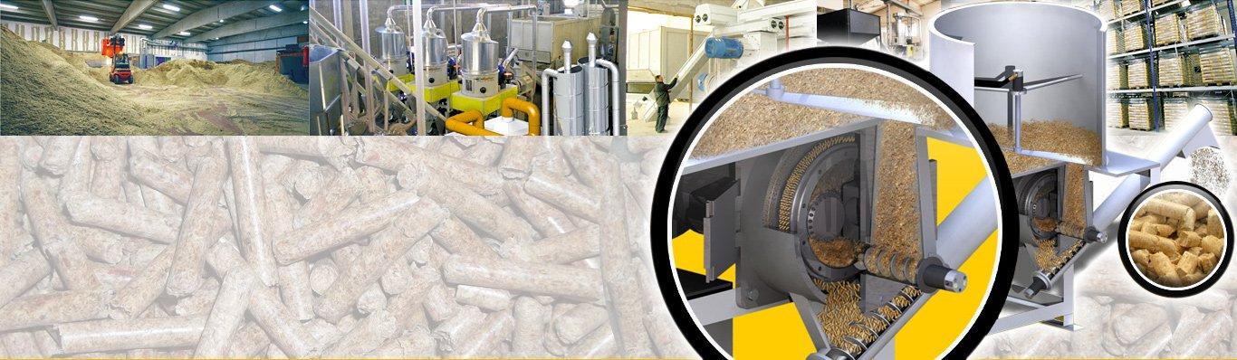 Impianti di produzione pellet