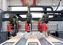 Automated systems to pelletize for Woodworking industry