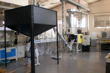 Impianti oleodinamici per la produzione di Pellet