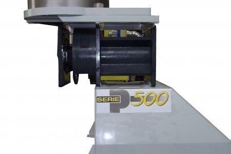 Pellettatrice P500-7 LS 55 Kw