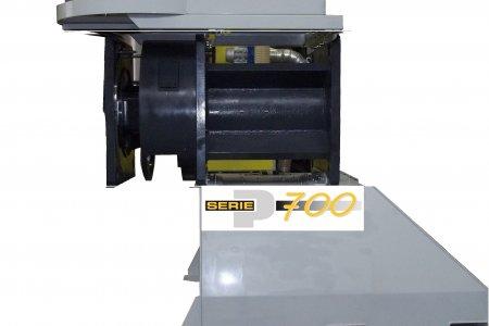 Pellettatrice P700-LS 110 Kw